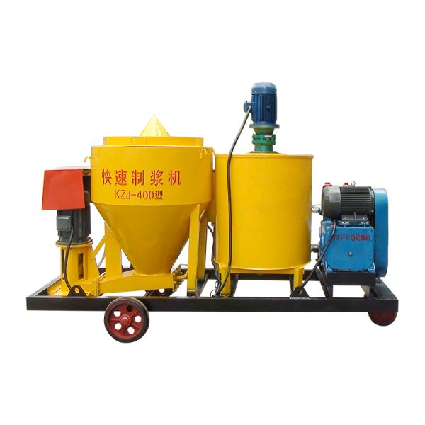 mortar-mixing-grouting-machine